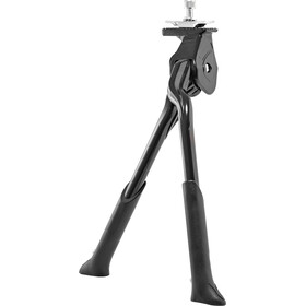"""Red Cycling Products Adjustable Double Leg Kickstand Two-Legged Stand 24-28"""" black"""